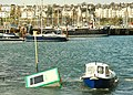 Dramatic rescue at Bangor harbour - geograph.org.uk - 821782.jpg