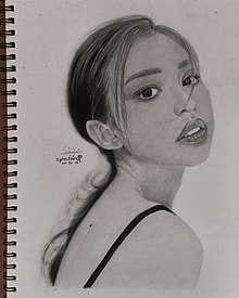 Drawing of Maymay Entrata.jpg