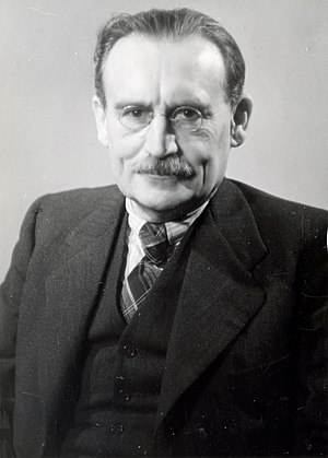 Willem Drees - Willem Drees in 1950