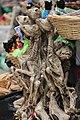Dried llama fetuses, Witches Market area, La Paz, Bolivia.jpg