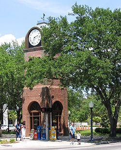 Downtown Clock Tower