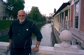 Ljubodrag Simonović - Image: Duci Simonović in Ljubljana