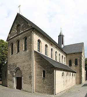 District 5, Düsseldorf - St. Suitbertus in Kaiserswerth