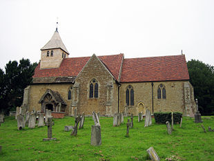 Church of St. Mary and All Saints