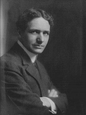 Fritz Joubert Duquesne - Fritz Duquesne, 1913
