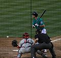 Dustin Ackley has a good eye (5844227883).jpg