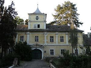 Bilje - Image: Dvorac Savojski, Bilje 01