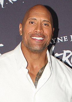 Dwayne Johnson 2014-ben
