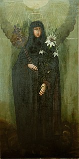 Belarusian saint and abbess