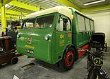 DV4 electric dustcart