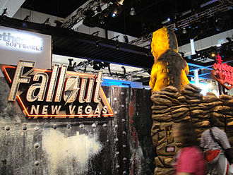 Fallout: New Vegas - Promotion of the game at E3 2010