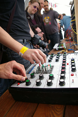 EMS Synthi A - EMS Synthi A