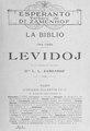 EO L. L. Zamenhof - La Biblio - Tria libro - Levidoj.pdf