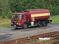 EWS Atkinson road tanker E663 LOU Castleton.jpg