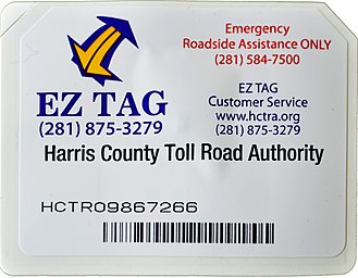 EZ TAG - Current EZ TAG design as of 2017