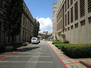Campuses of the University of the Witwatersrand - East Campus is home to most of the more historic buildings at Wits.