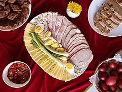 Easter breakfast in Serbia (close-up).jpg