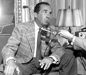 Murrow in April 1956