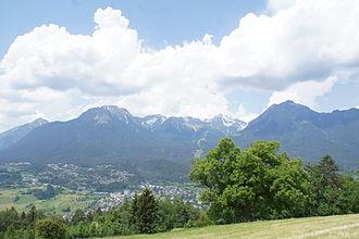 Tyrolean Oberland - Tyrolean Oberland near Imst