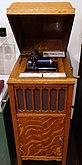 Edison phonograph - Ridai Museum of Modern Science, Tokyo - DSC07674.JPG