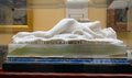 Edward Onslow Ford (1852-1901) - The Snowdrift (1901) front 1, Lady Lever Art Gallery, Port Sunlight, Cheshire, May 2013 (11041177436).png