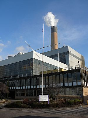 Eggborough power station - Eggborough Power Station