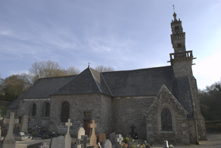 Coadout Commune in Brittany, France