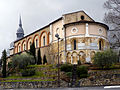 Eglise de Saint-Paul-lès-Dax - Vue de l'abside.jpg
