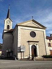 Saint tienne de crossey wikipedia - Garage nicolas champ sur drac ...