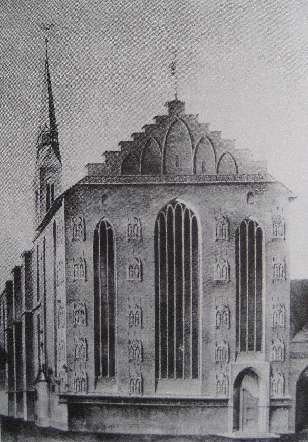 333301a1035f4 Maria-Magdalenen-Kirche (Lübeck) – Wikipedia