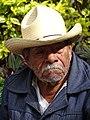 Elderly Man in Plaza - Coatepec - Veracruz - Mexico (16105377422).jpg