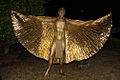 Eleven Night Club Bodypainting Gold (10097428775).jpg