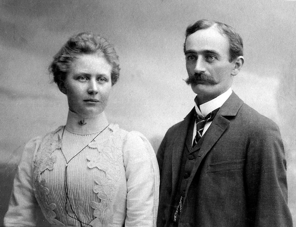 Elisabeth Christ & Friedrich Trump