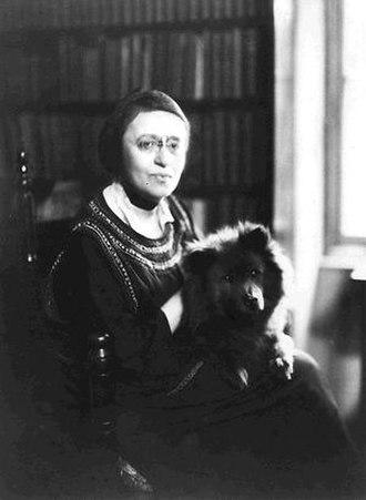 Elisabeth Gilman - Elisabeth Gilman, Baltimore, circa 1910