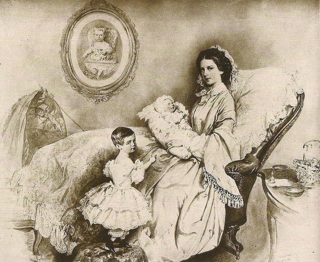 Elisabetta e i figli.jpg