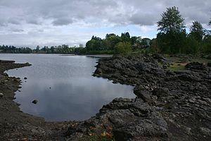 Elk Rock Island - Image: Elk Rock Island (Portland, Oregon)