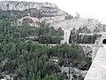 Embalse de Benagéber. Presa y cementera 2.JPG