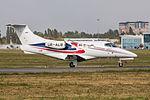 Embraer Phenom 100 UR-ALB IEV.jpg