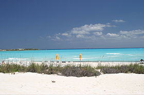 Emerald bay sur Great Exuma