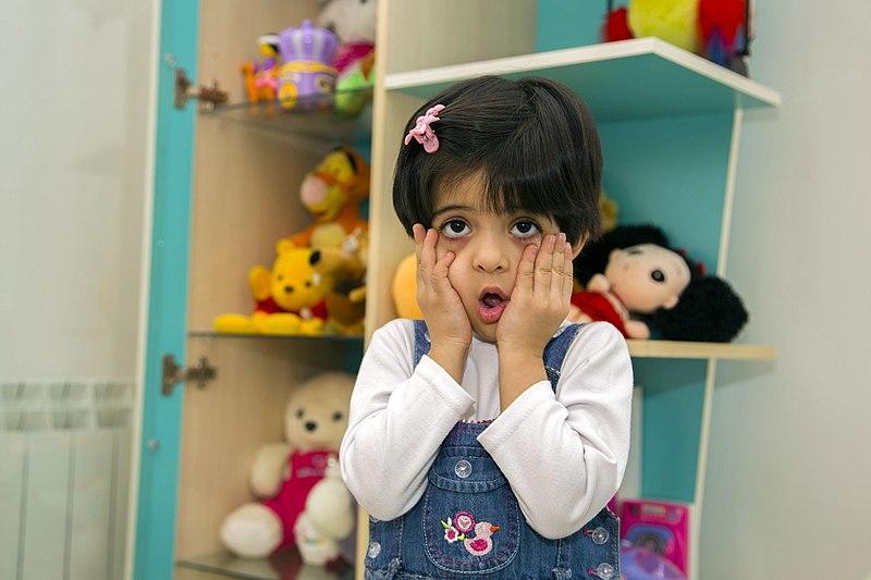 File:Emotions , Children Girls, هیجان، دختر بچه 10.jpg
