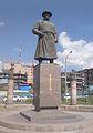 Enebish statue.JPG