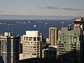 English Bay from Bentall - panoramio.jpg