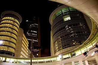Enron scandal - Image: Enron Complex