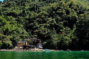Península de Paria National Park - Image: Ensenada de Mejillones
