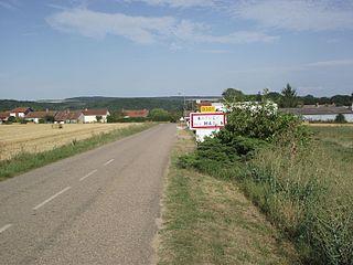 Autrey, Meurthe-et-Moselle Commune in Grand Est, France