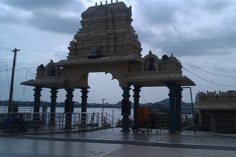 File:Entrance Arch of the Bhadrakali temple.jpg