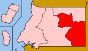 Wele-Nzas - Image: Equatorial Guinea Wele Nzas