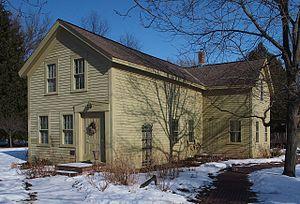 National Register of Historic Places listings in Washington County, Minnesota - Image: Erastus Bolles House