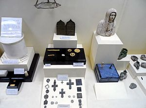 Konya Ereğli Museum - Museum exhibits