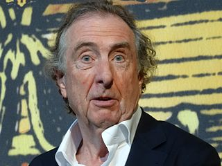 Eric Idle English actor, comedian, and writer